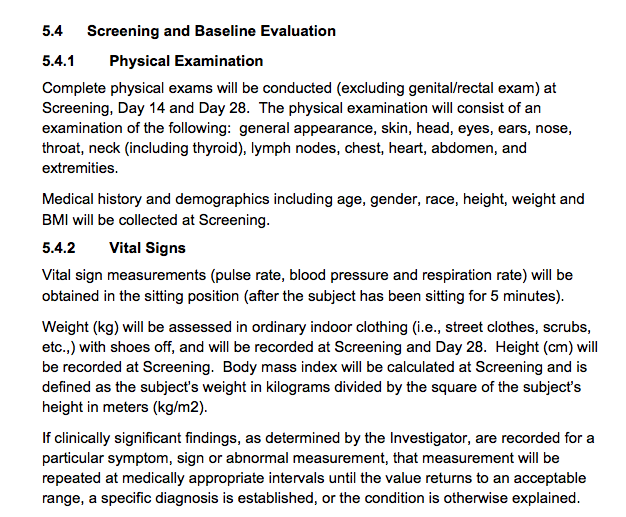 Physical Exam Image